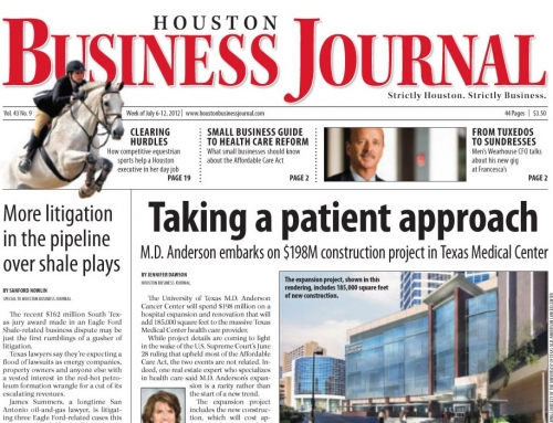 "Neutex Named ""Fast 100"" by Houston Business Journal"