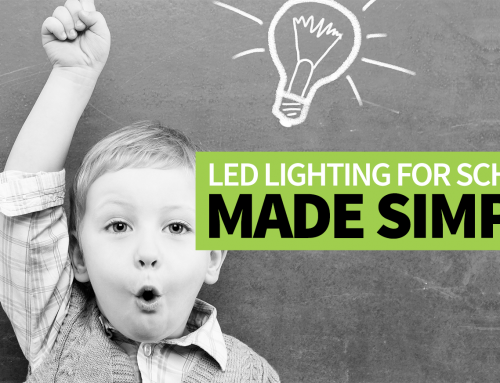 Lighting 101:  LED Lighting for Schools Made Simple