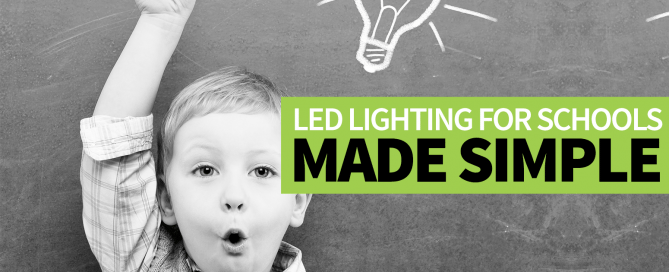 led lighting for schools made simple