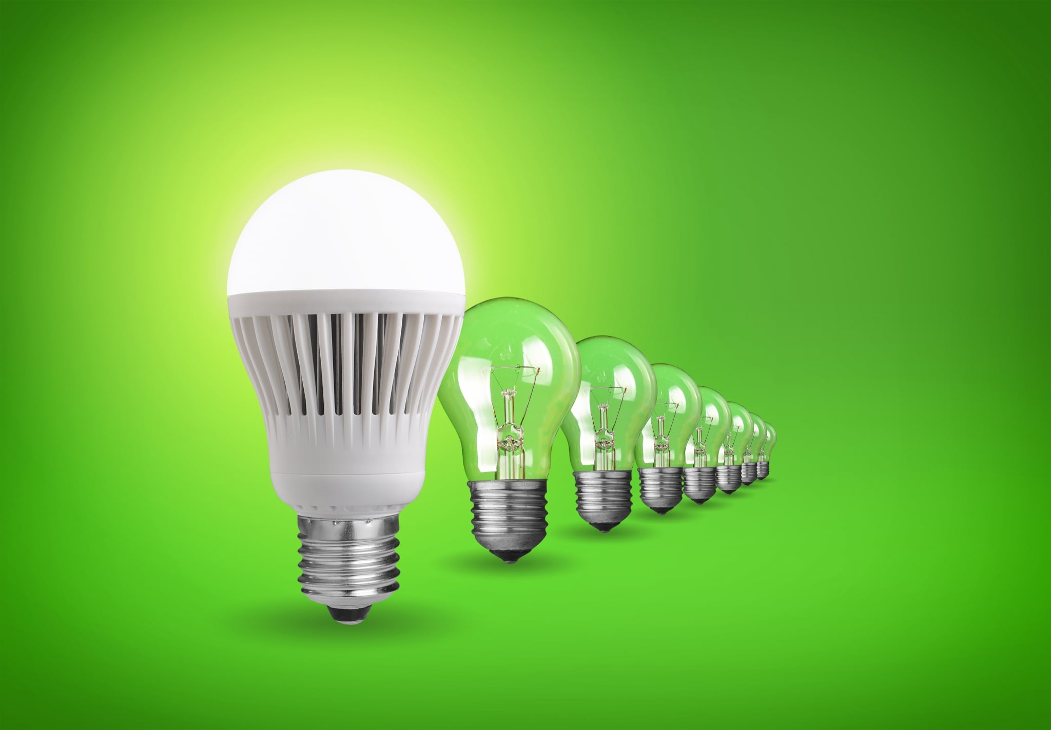 commercial led light bulbs